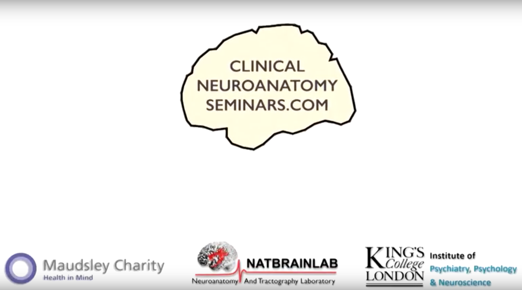 Watch Dr. Thompson speak on the neurobiology of language recovery in stroke-induced aphasia
